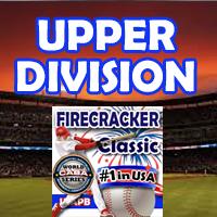 Upper Division 18u & 17u Dates